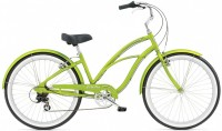 "26"" ELECTRA Coaster 3i (Alloy) Ladie  green flash"