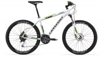 "26"" Cannondale Trail 4 Helix 6 гидравл. 2014 белый"