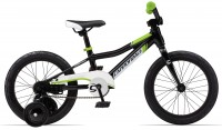 "16"" Cannondale Trail CB Boys 2014 gloss black"