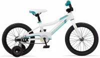 "16"" Cannondale Trail CB Girls 2014 белый"