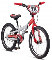 "20"" Schwinn Aerostar Boys 2014 red"