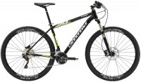 "29"" Cannondale Trail 1 2015 черный"
