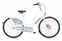 "28"" ELECTRA Amsterdam Fashion 3i Love white ladies'"