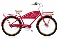 "26"" ELECTRA Delivery 3i Men's red"